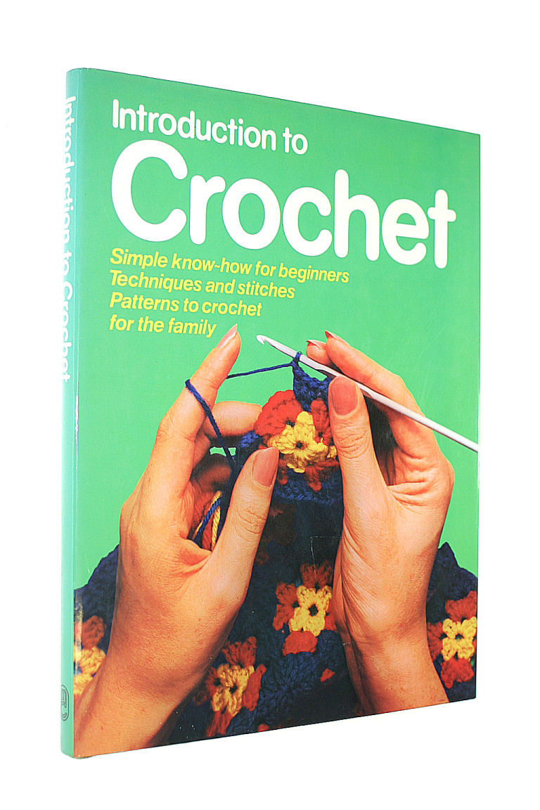 Image for Introduction to Crochet (Golden Hands)