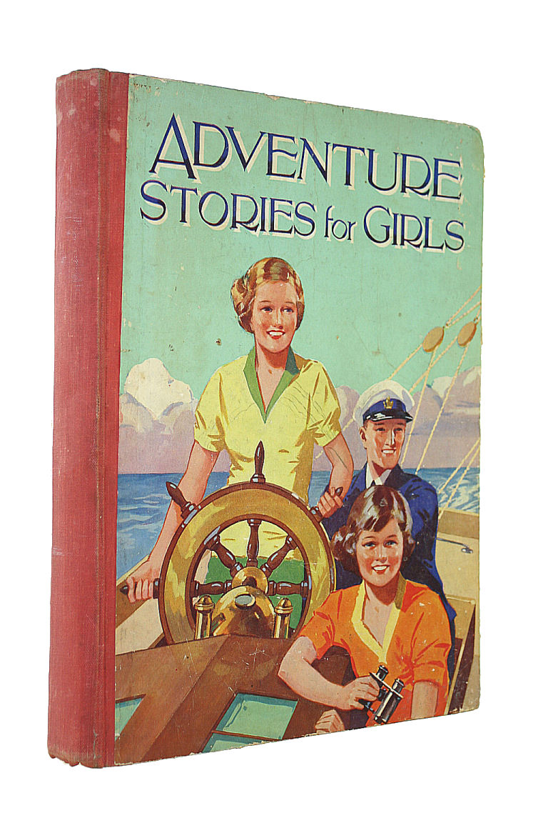 Image for Adventure Stories for Girls