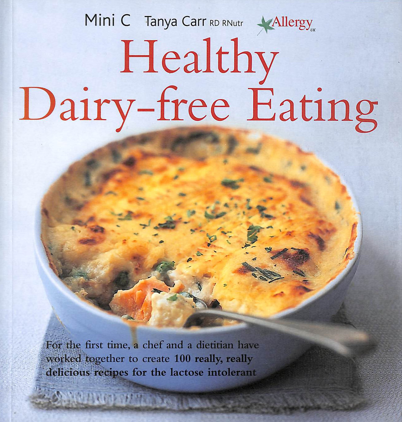 Image for Healthy Dairy-Free Eating