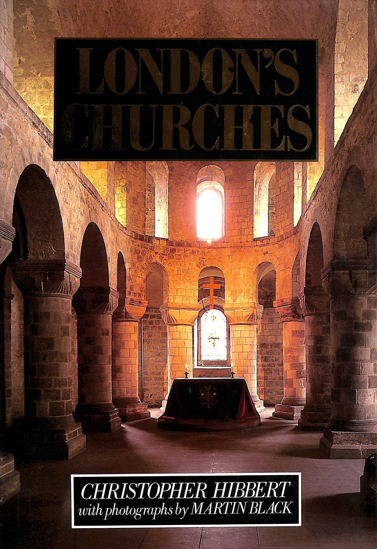 Image for London's Churches