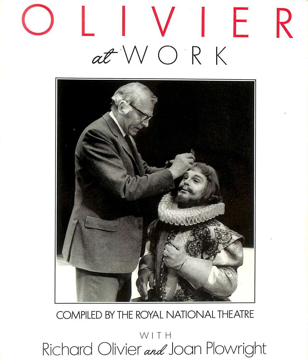 Image for Olivier at Work: The National Years