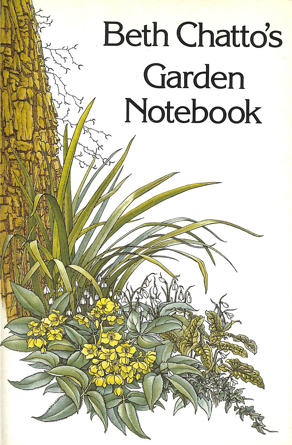 Image for Beth Chatto's Garden Notebook