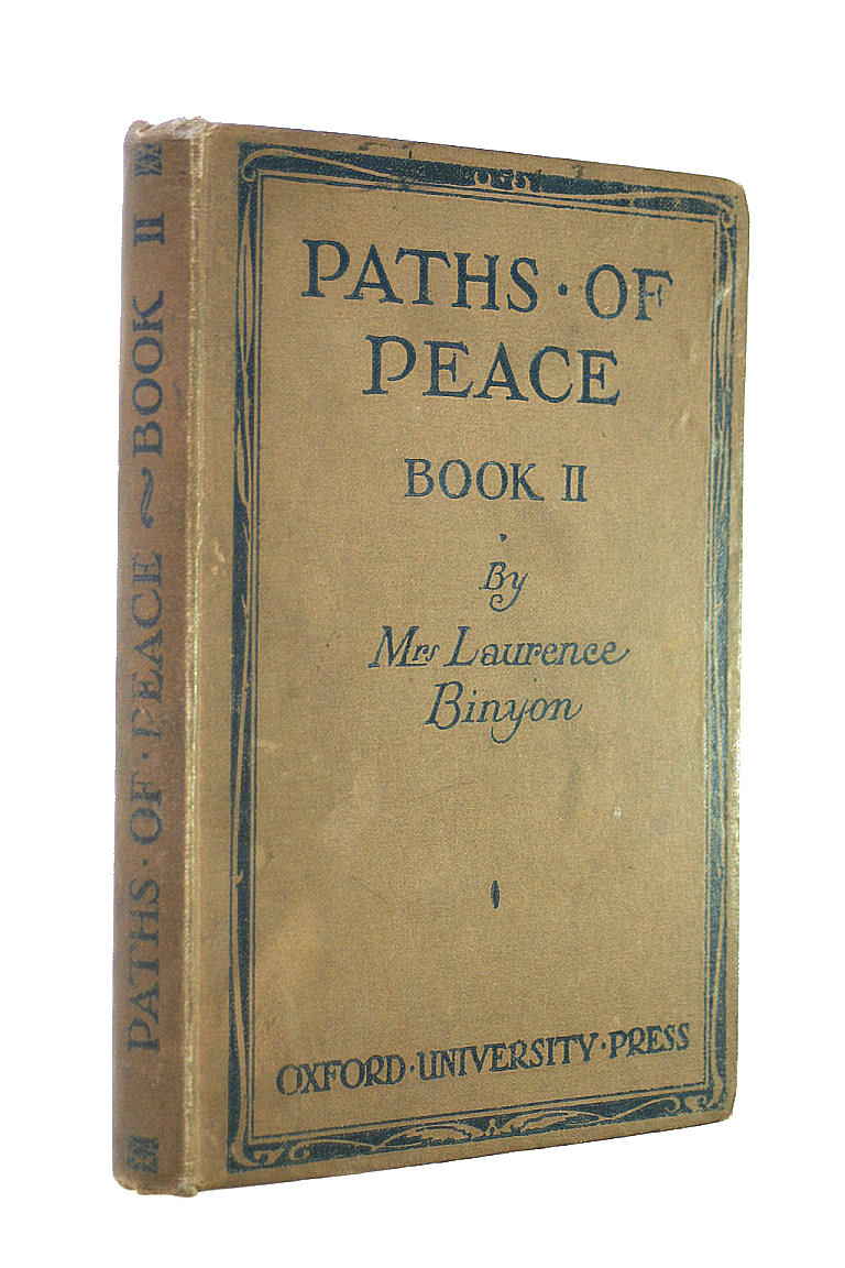 Image for Mrs Laurence Binyon
