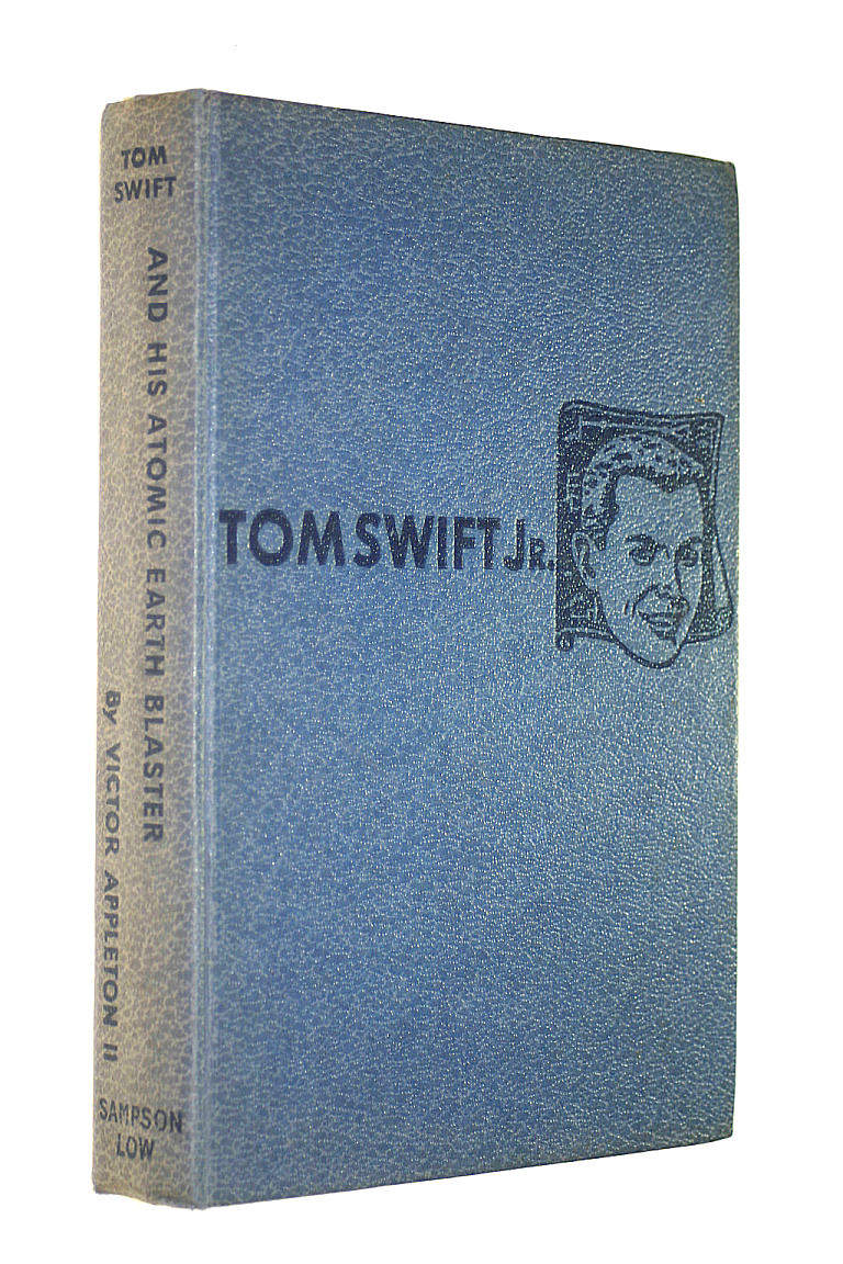 Image for Tom Swift and his Atomic Earth Blaster