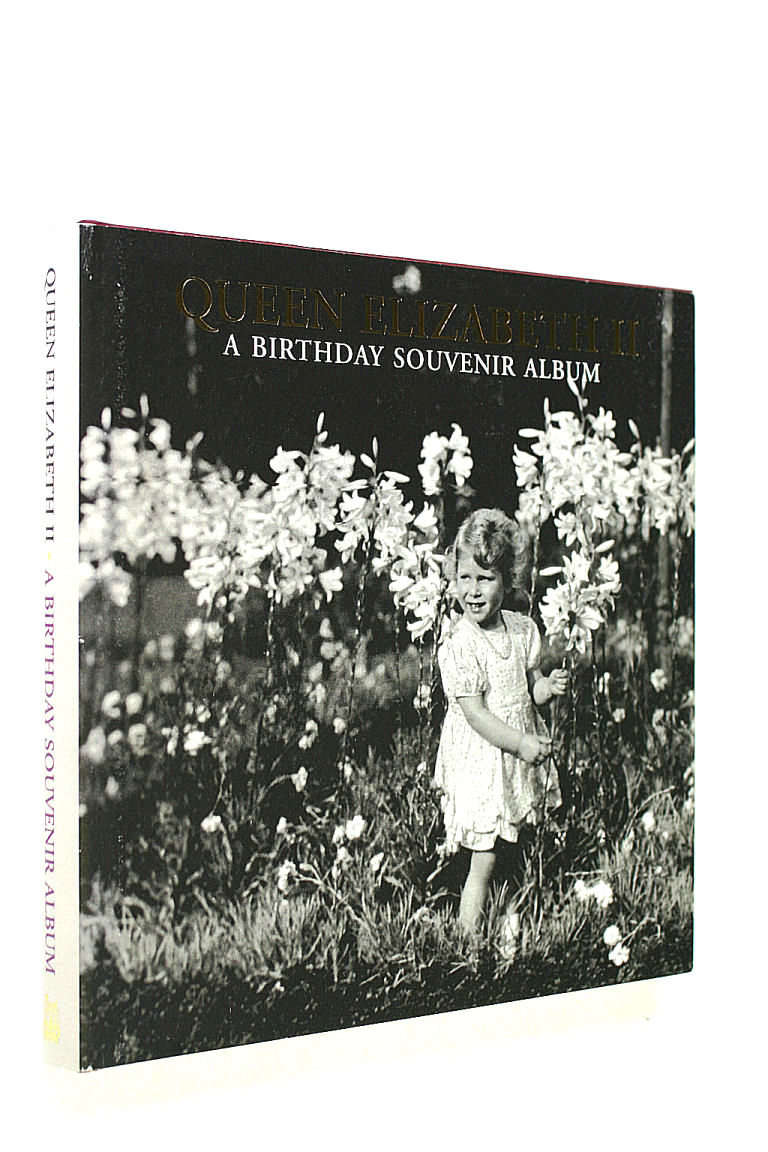 Image for Queen Elizabeth II: A Birthday Souvenir Album (Royal Collection)