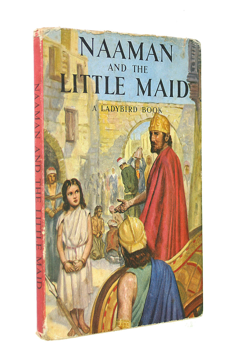 Image for Naaman and the Little Maid