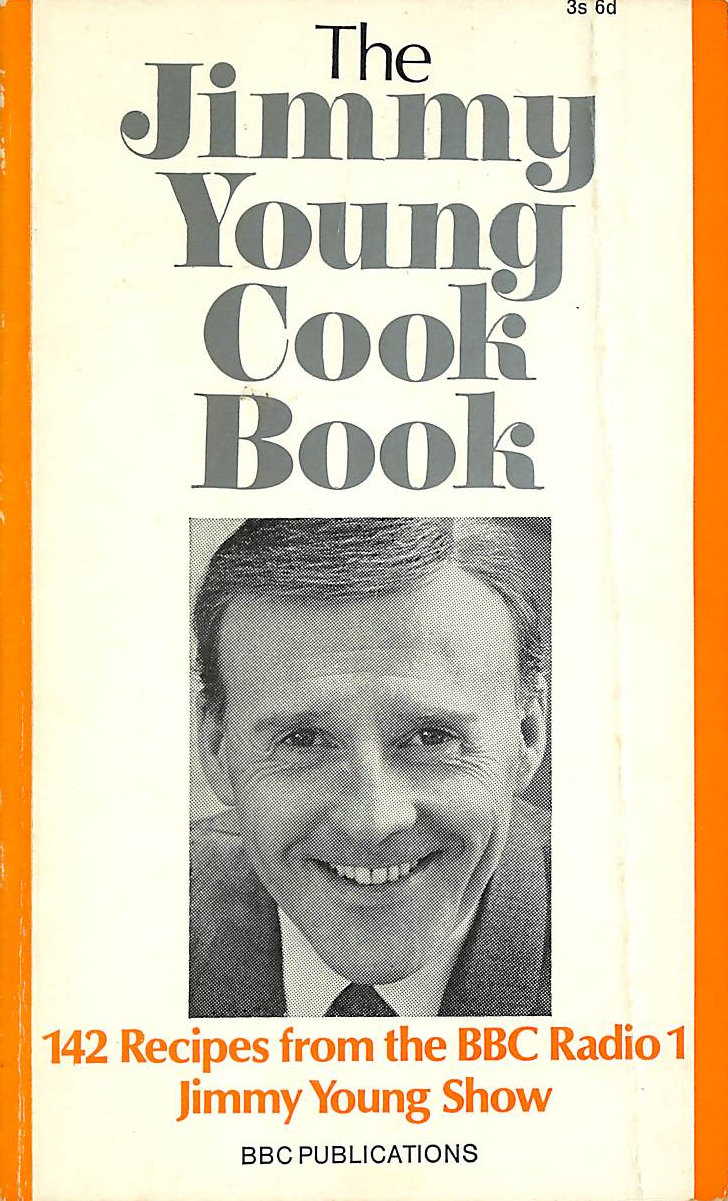Image for The Jimmy Young Cook Book
