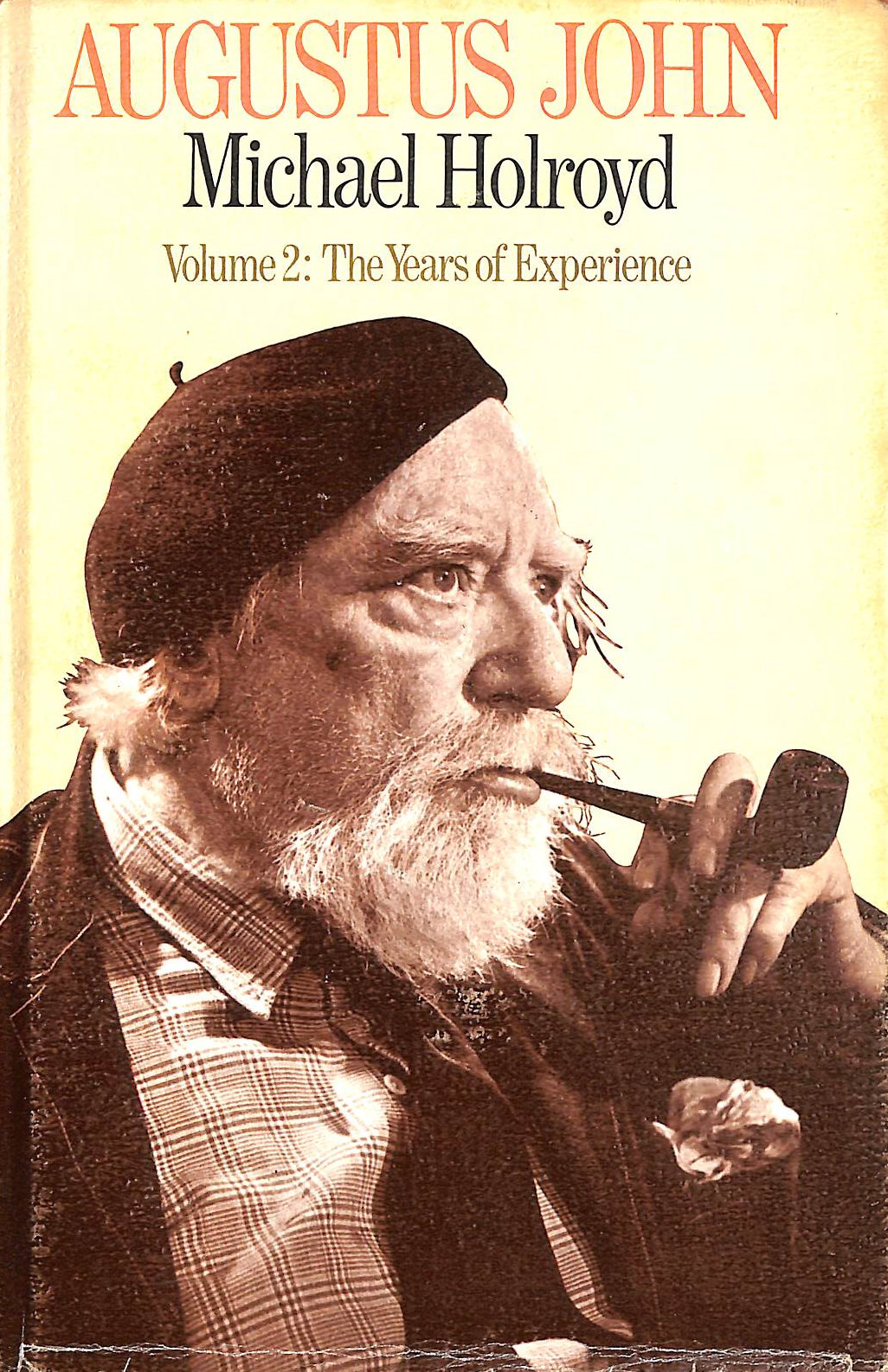 Image for Augustus John Volume 2: The Years Of Experience.