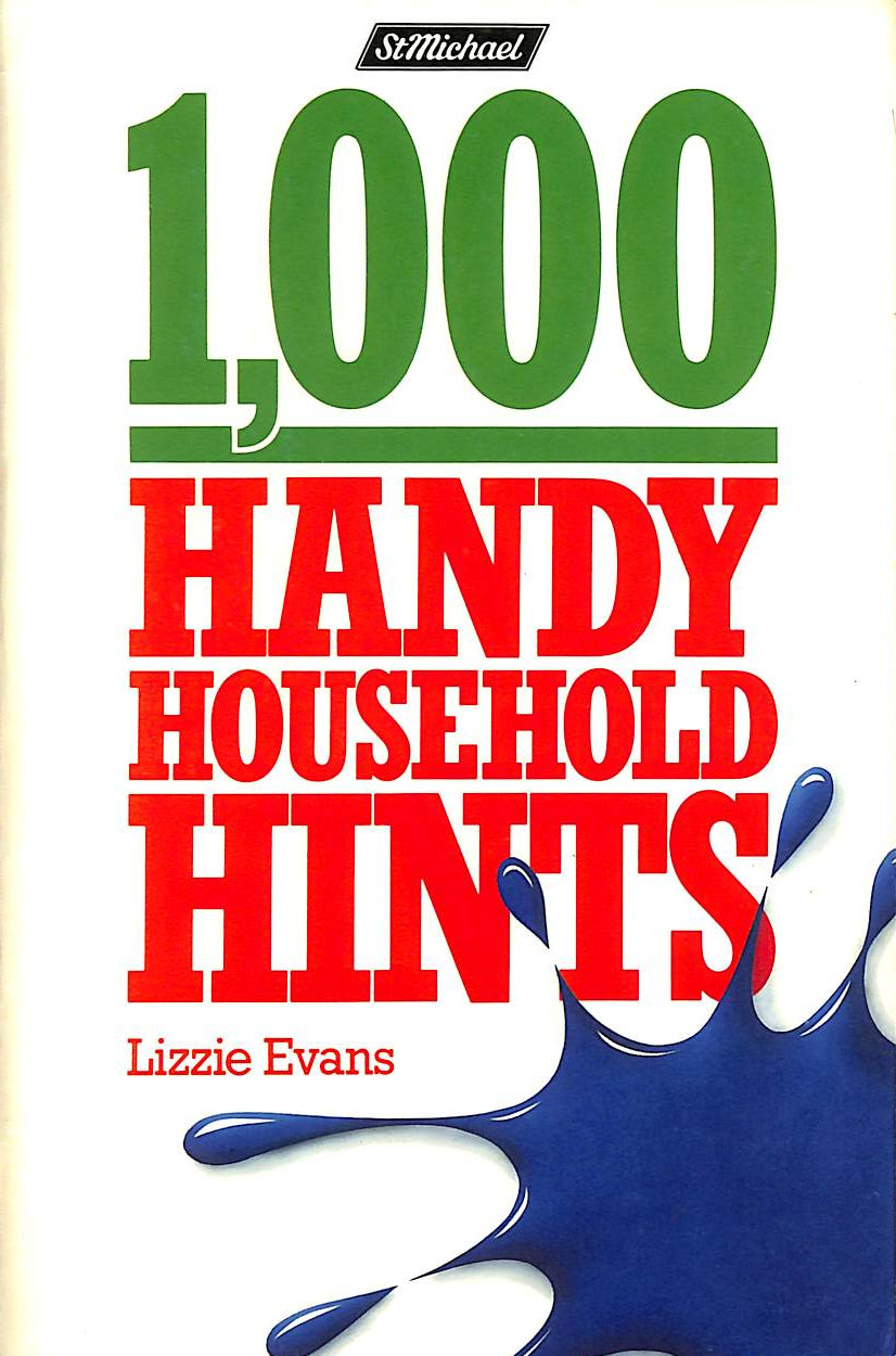 Image for 1000 Handy Household Hints