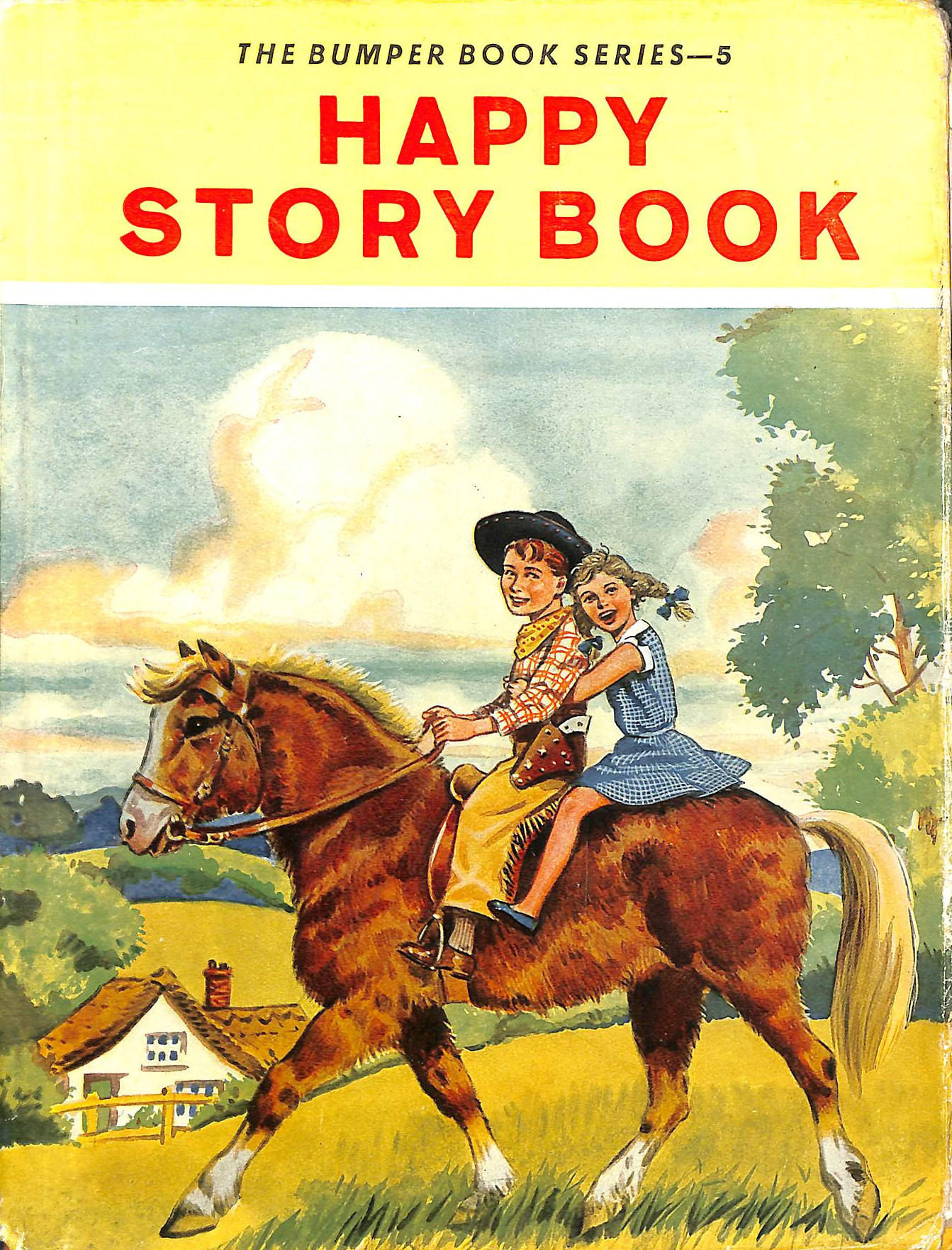 Image for The Bumper Story Book Series: 5: Happy Story Book