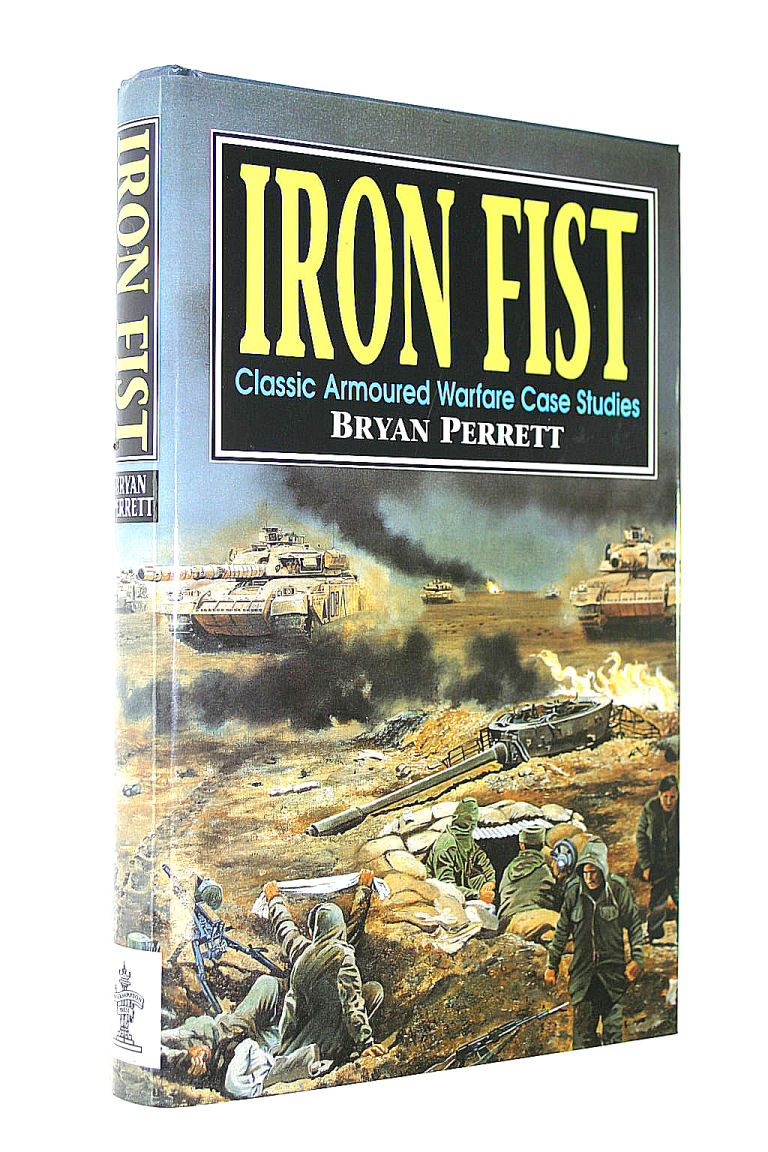 Image for Iron Fist: Classic Armoured Warfare Case Studies