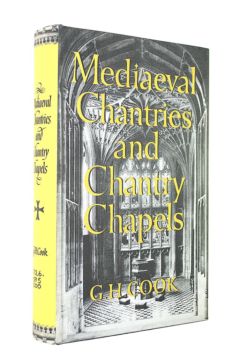 Image for Mediaeval chantries and chantry chapels