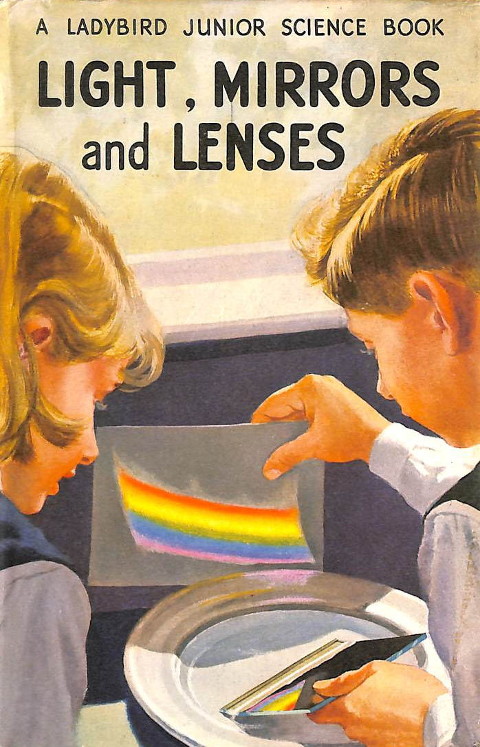 Image for Light, Mirrors and Lenses (Junior Science)