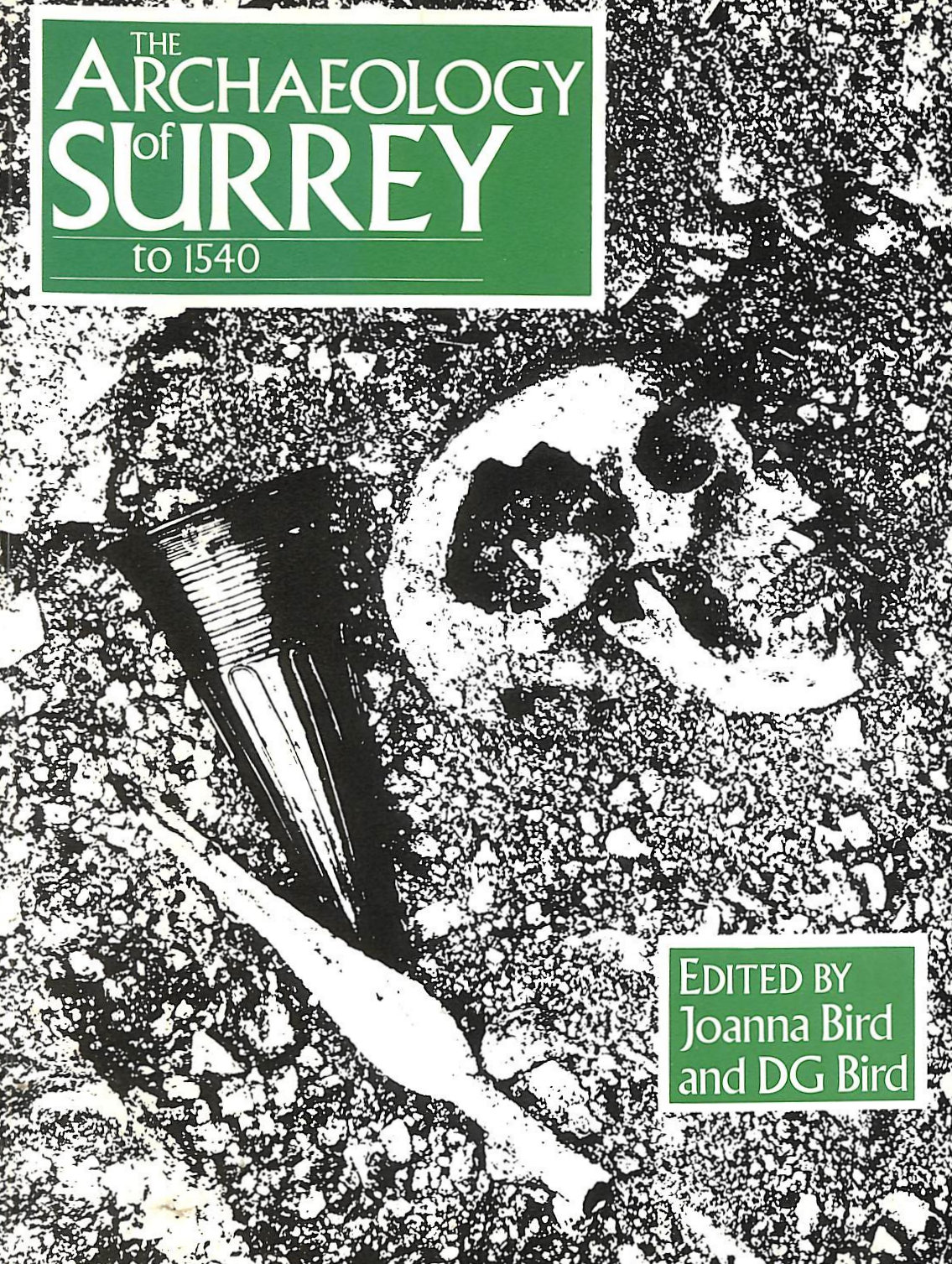 Image for Archaeology of Surrey to 1540