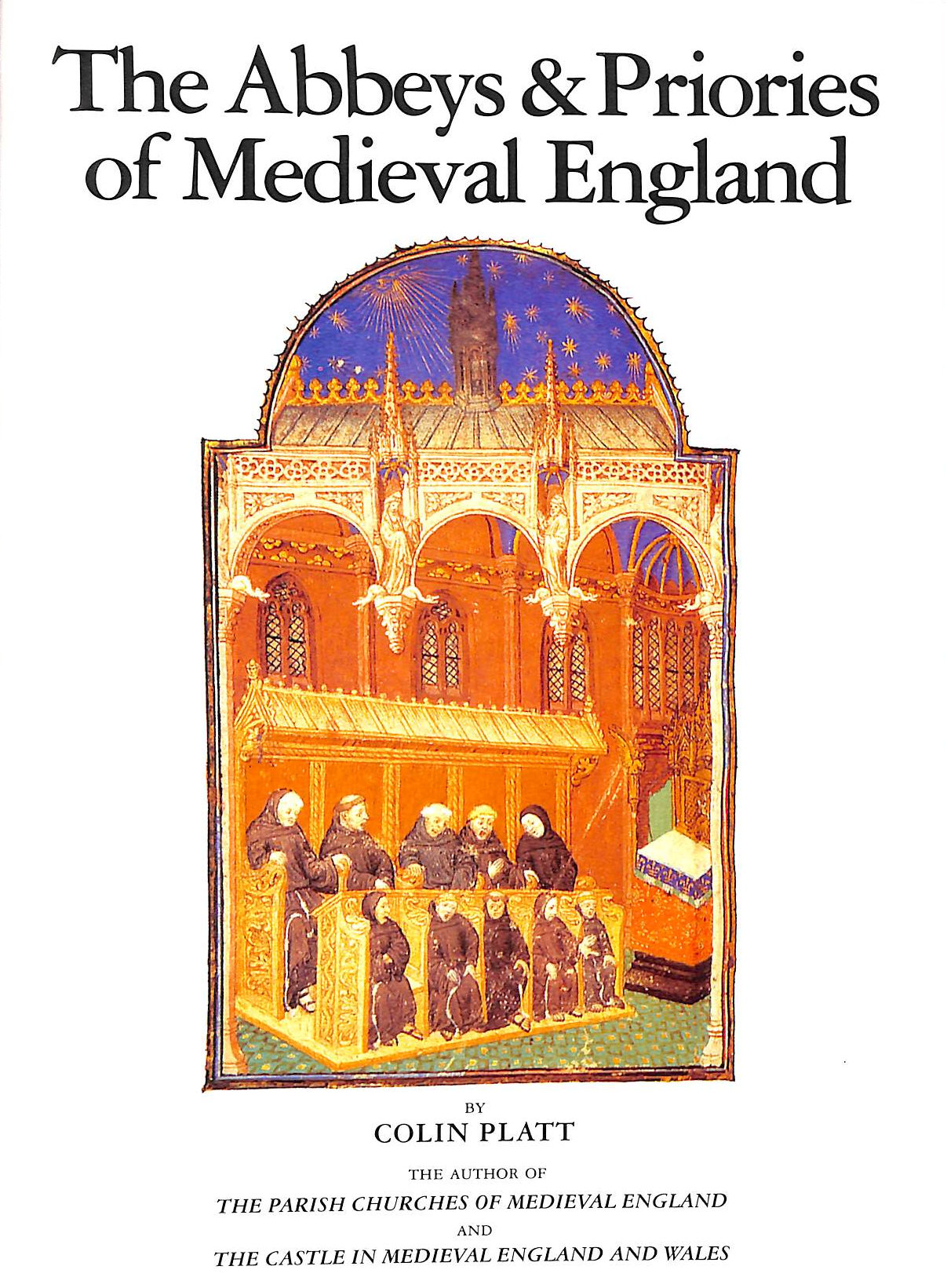 Image for The Abbeys and Priories of Medieval England