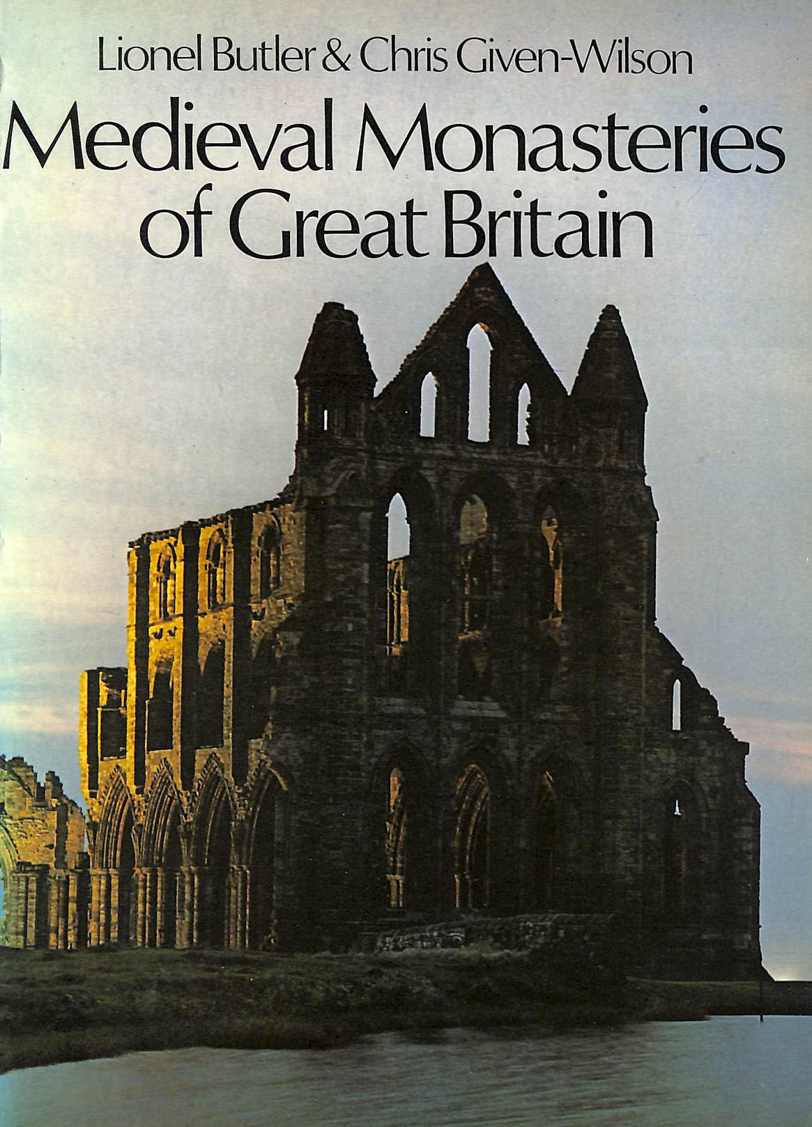 Image for Medieval Monasteries of Great Britain