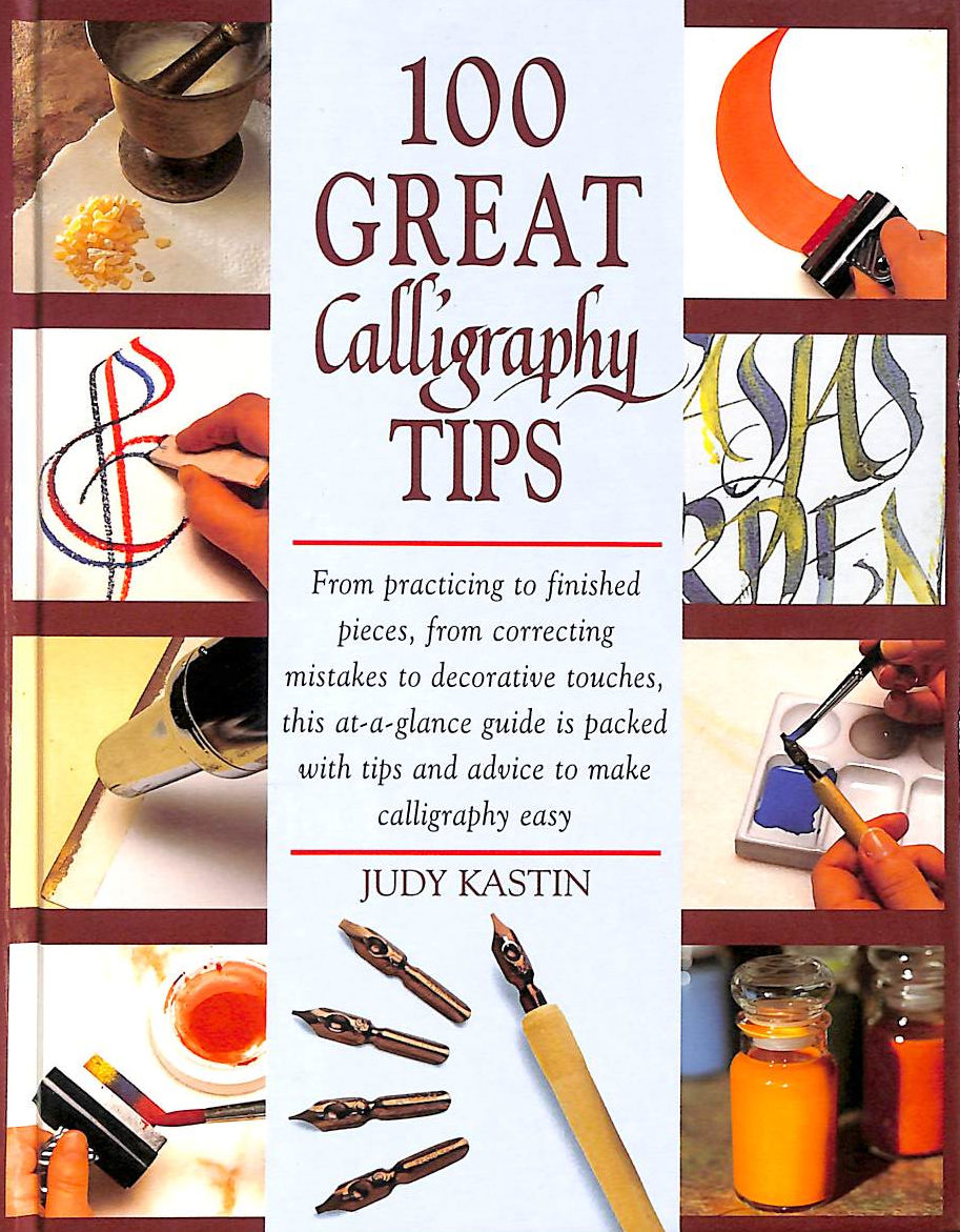 Image for 100 Great Calligraphy Tips