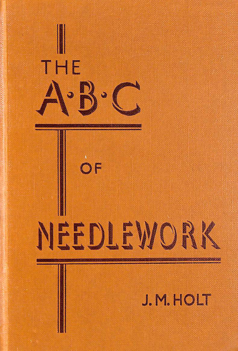 Image for The ABC of needlework