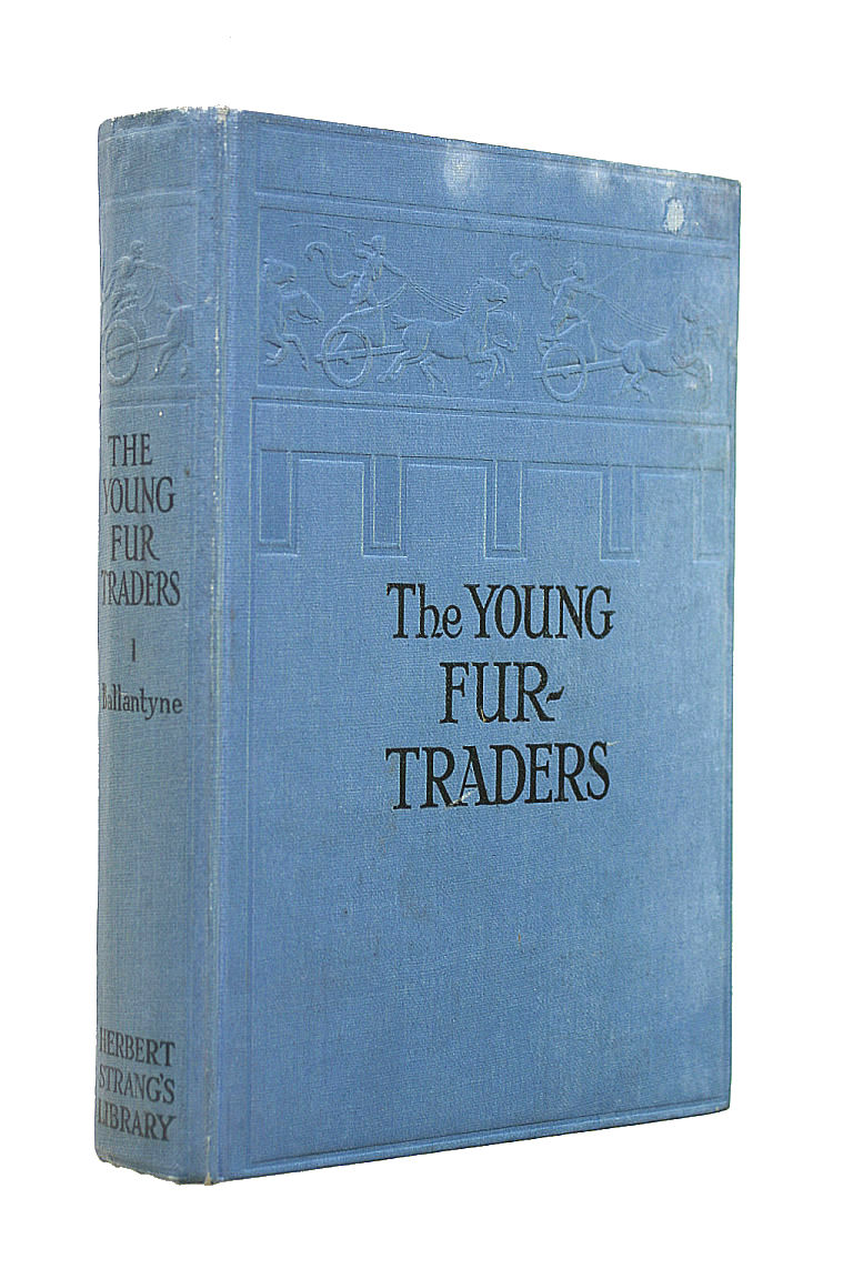 BALLANTYNE R M - The Young Fur Traders