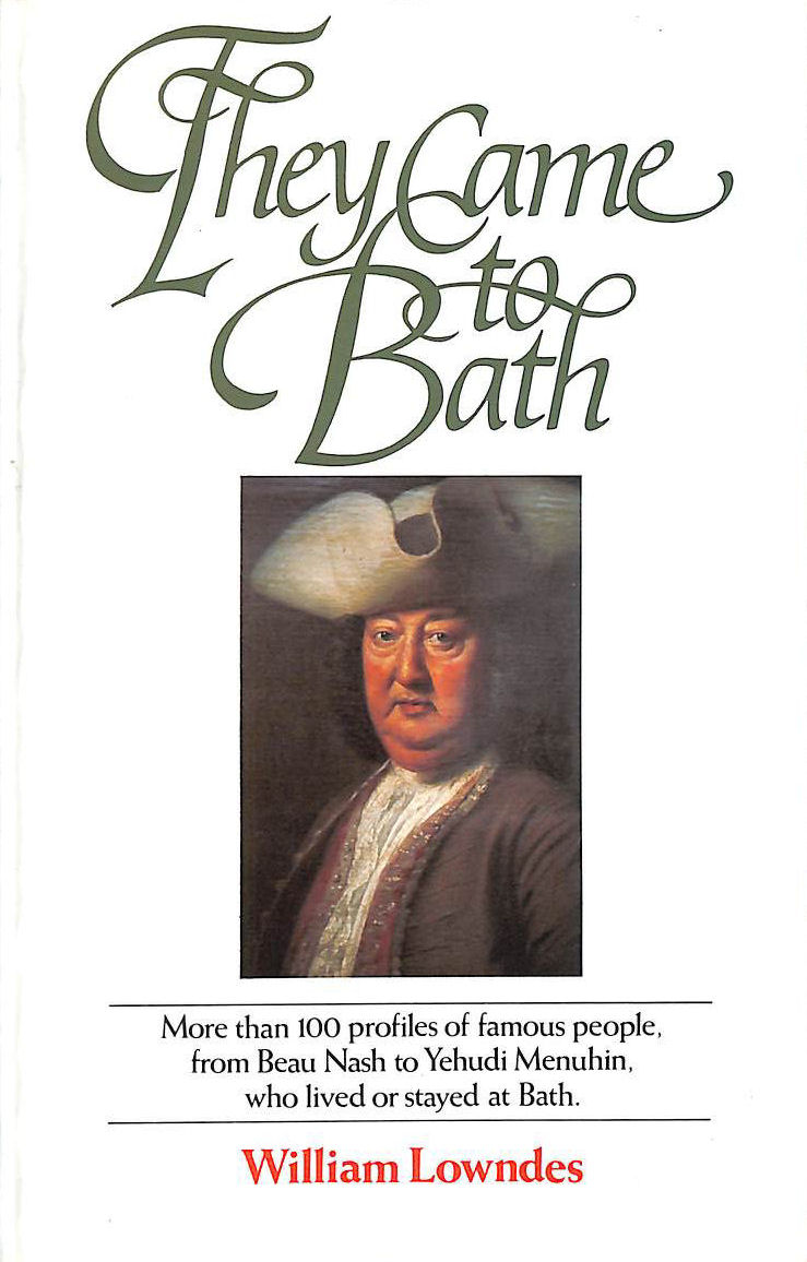Image for They Came to Bath