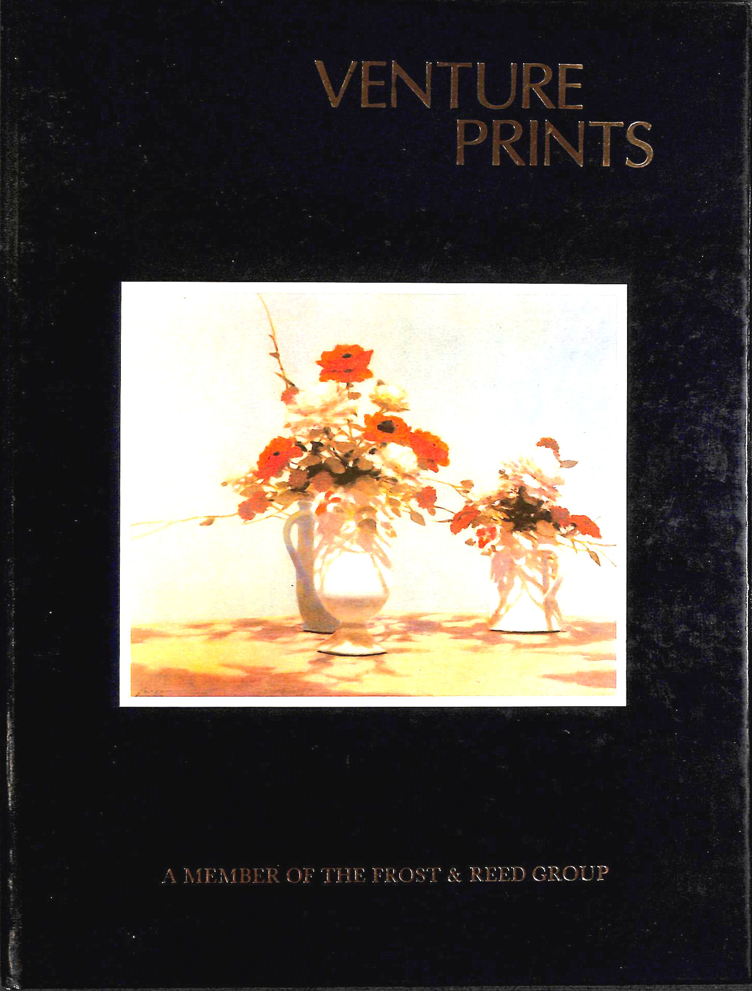 Image for Venture Prints, Fine Art Colour Reproductions Thirty Seventh Edition 1981