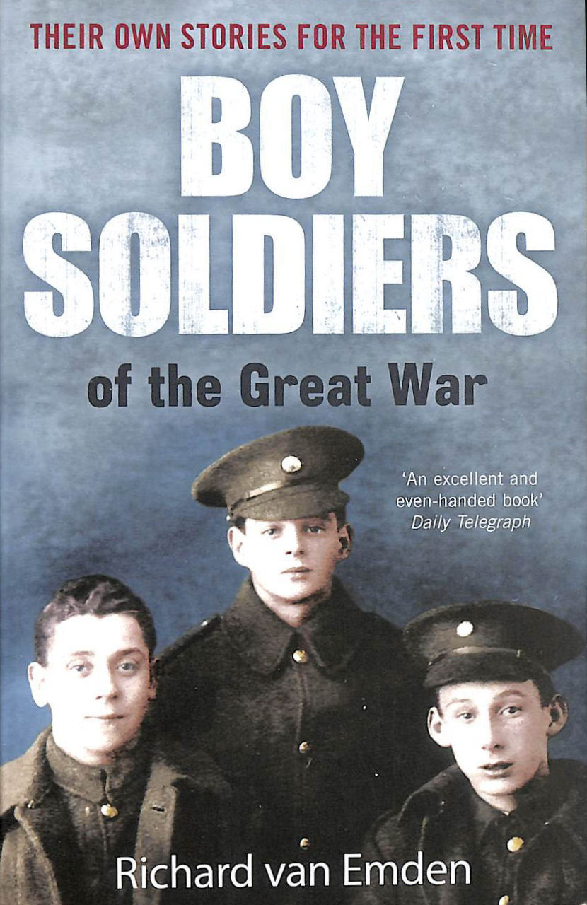 Image for Boy Soldiers of the Great War