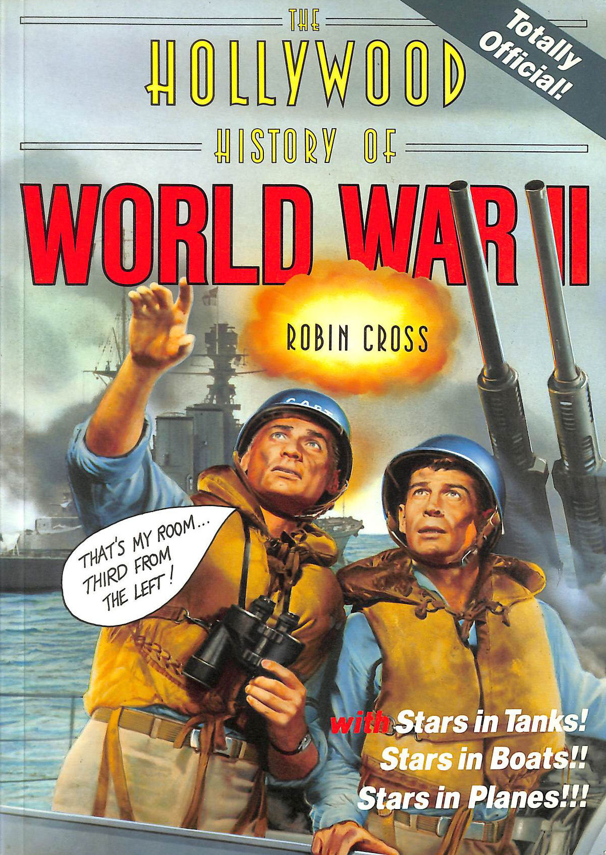 Image for The Hollywood History of World War II
