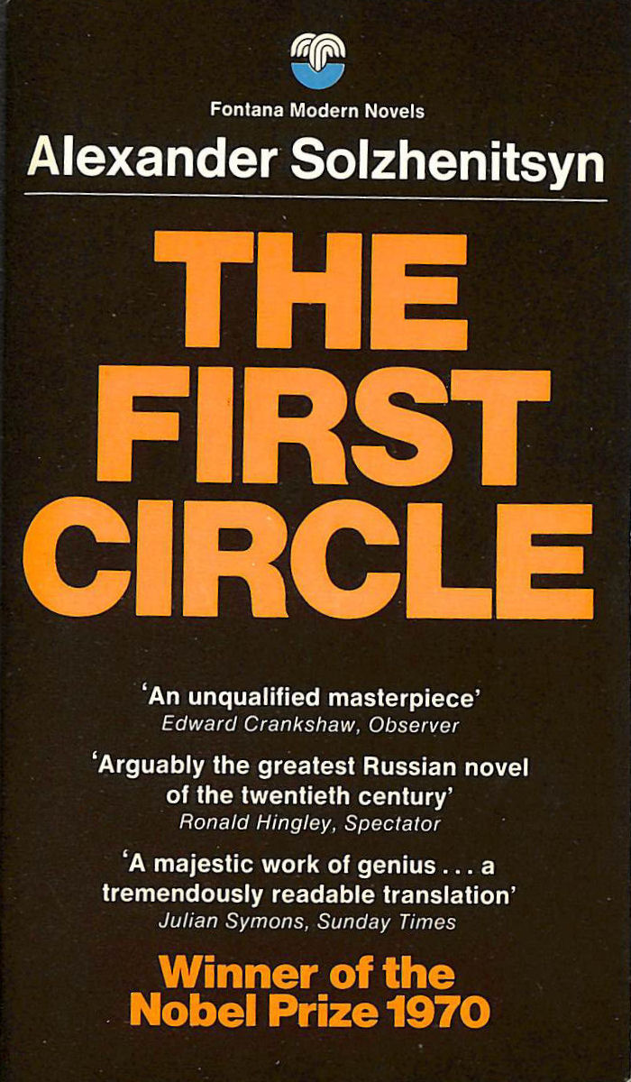 Image for The First Circle (Fontana Modern Novels)