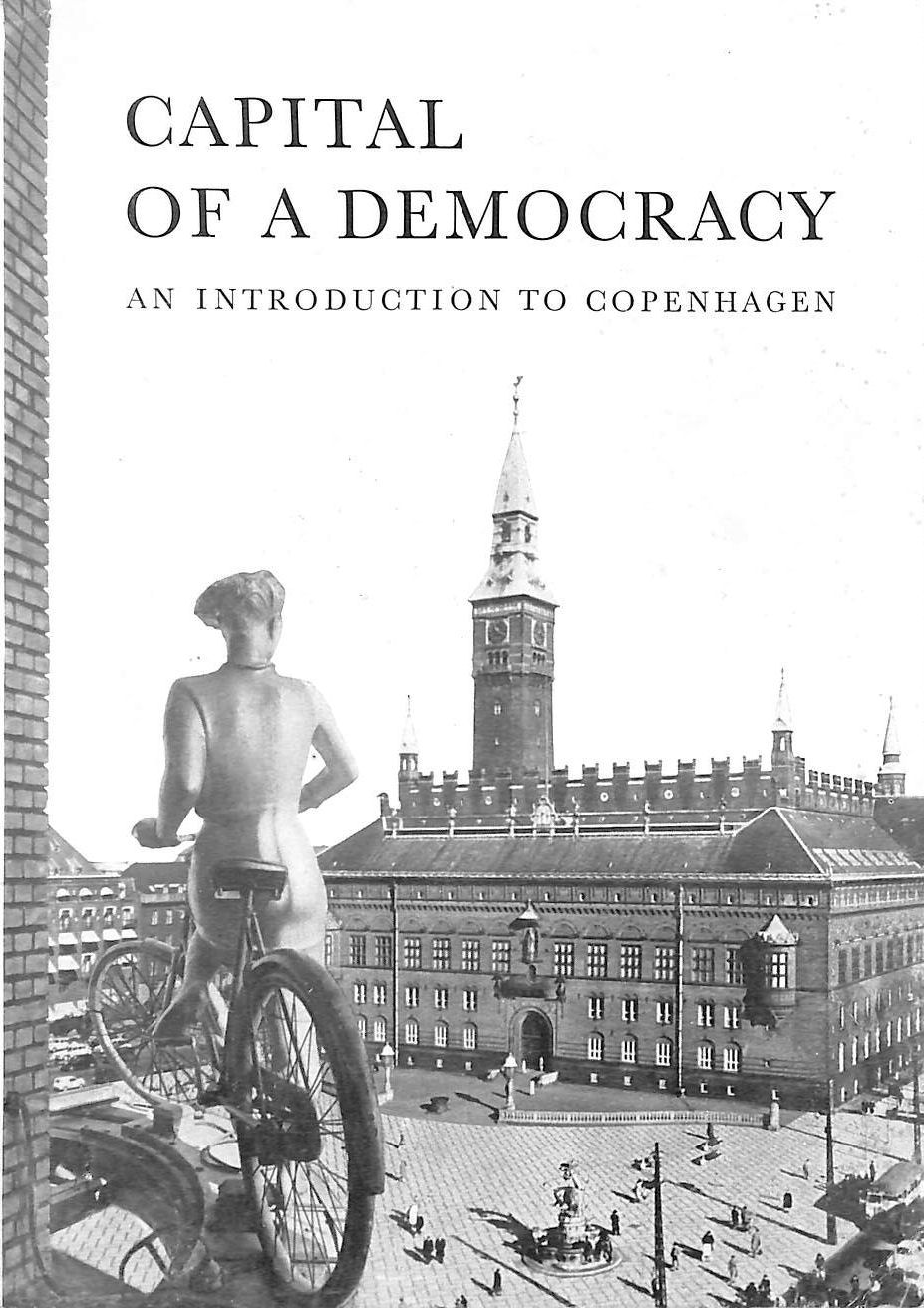 Image for Capital Of A Democracy