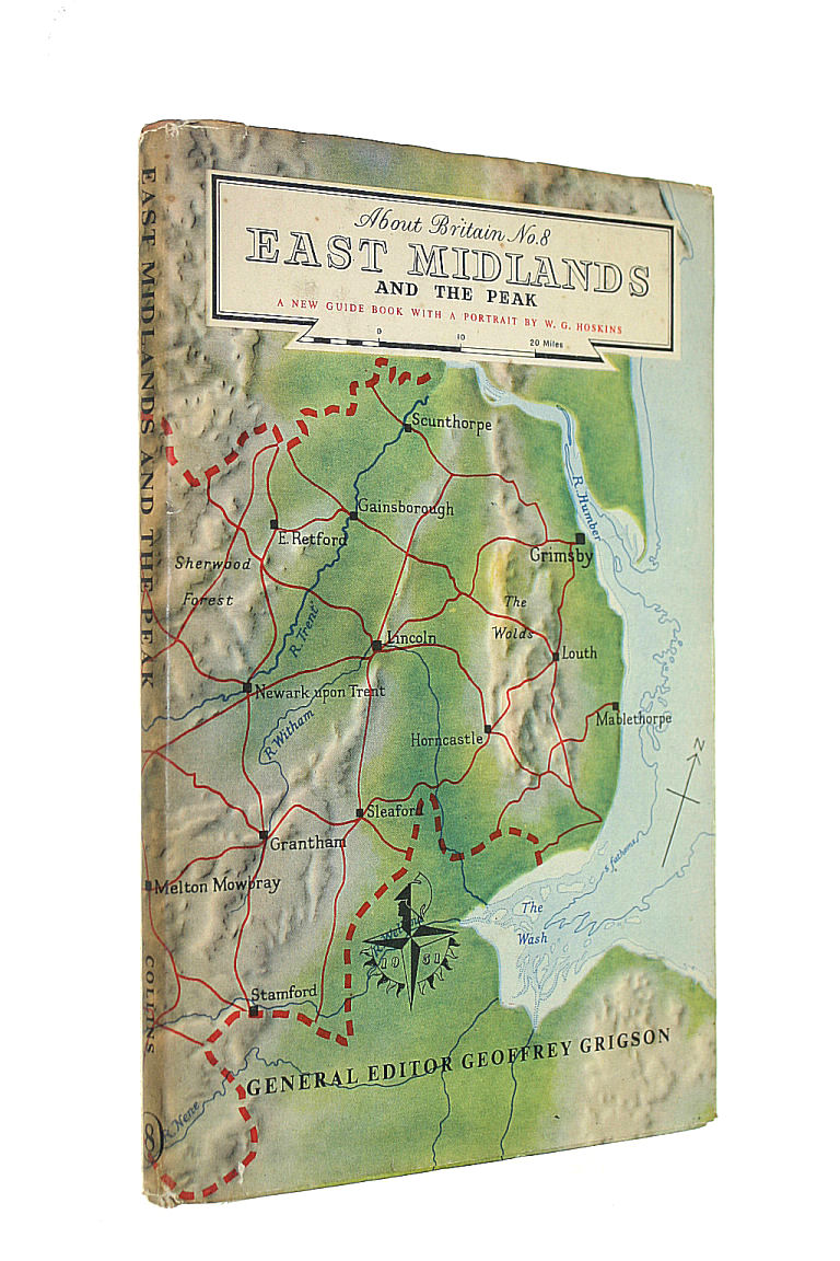 Image for East Midlands and the Peak (About Britain series;no.8)