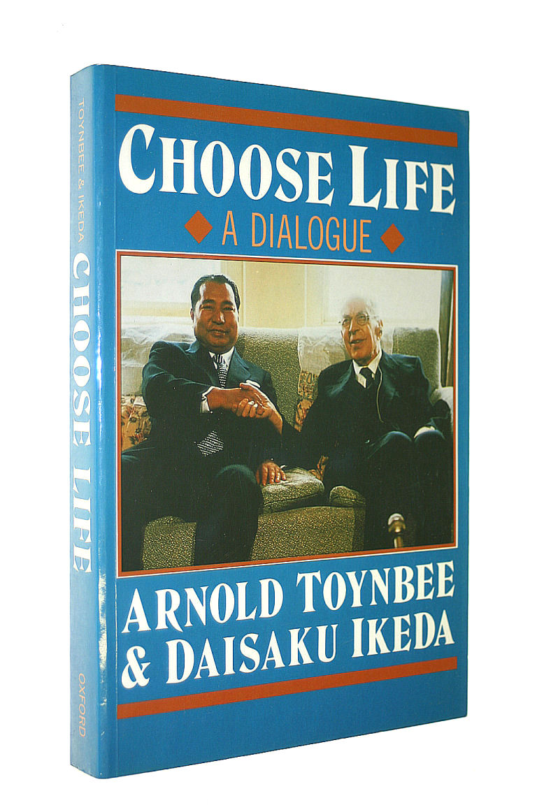 Image for Choose Life, A Dialogue