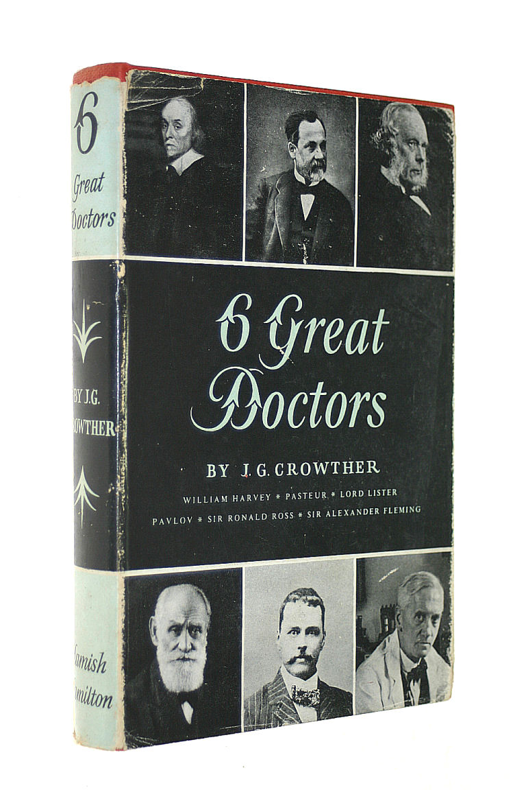 Image for Six Great Doctors