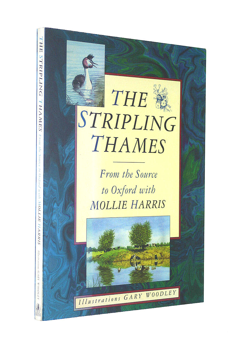Image for The Stripling Thames: From the Source to Oxford with Mollie Harris