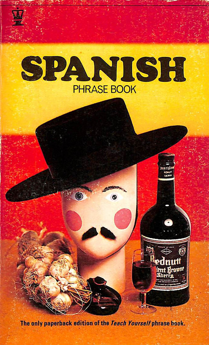 Image for Spanish Phrase Book