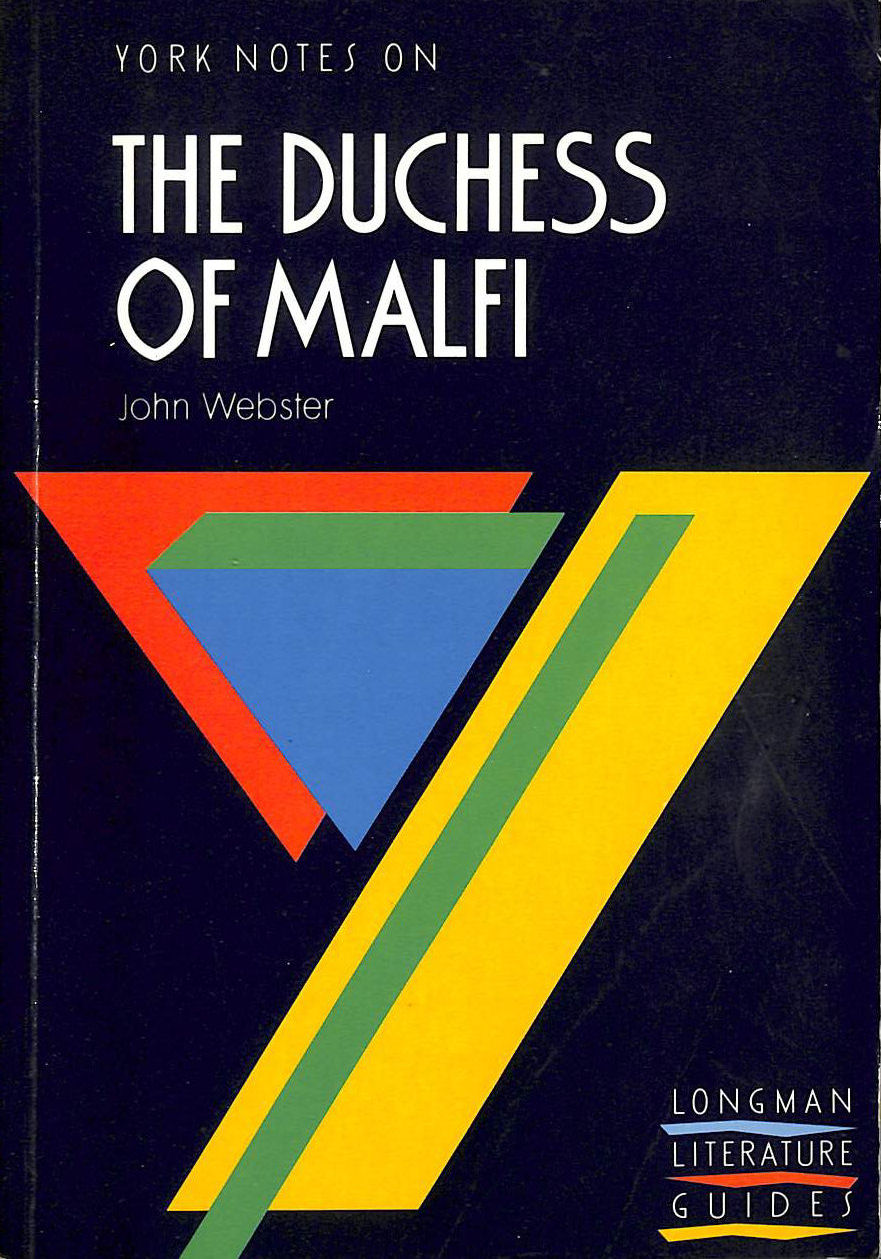 Image for The Duchess of Malfi (York Notes)