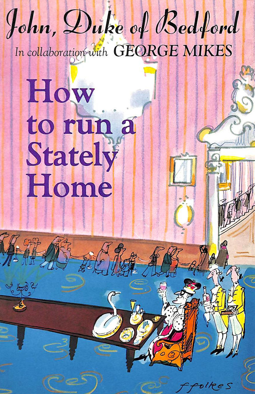 Image for How to Run a Stately Home