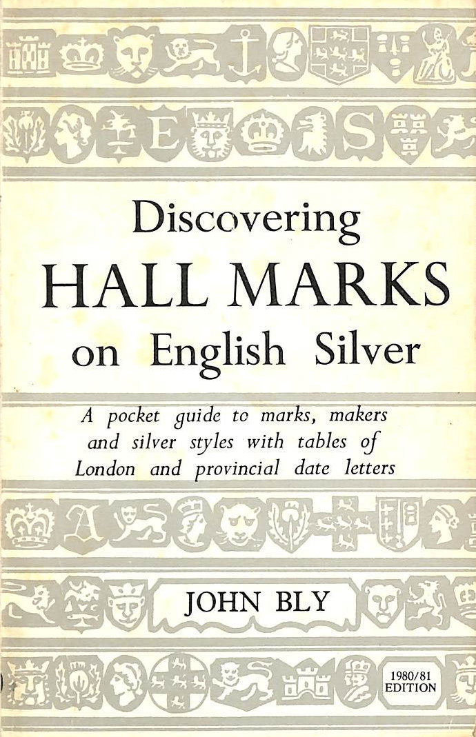 Image for Discovering Hall Marks on English Silver