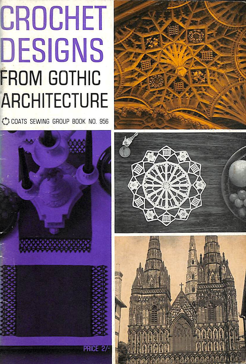 Image for Crochet Designs from Gothic Architecture
