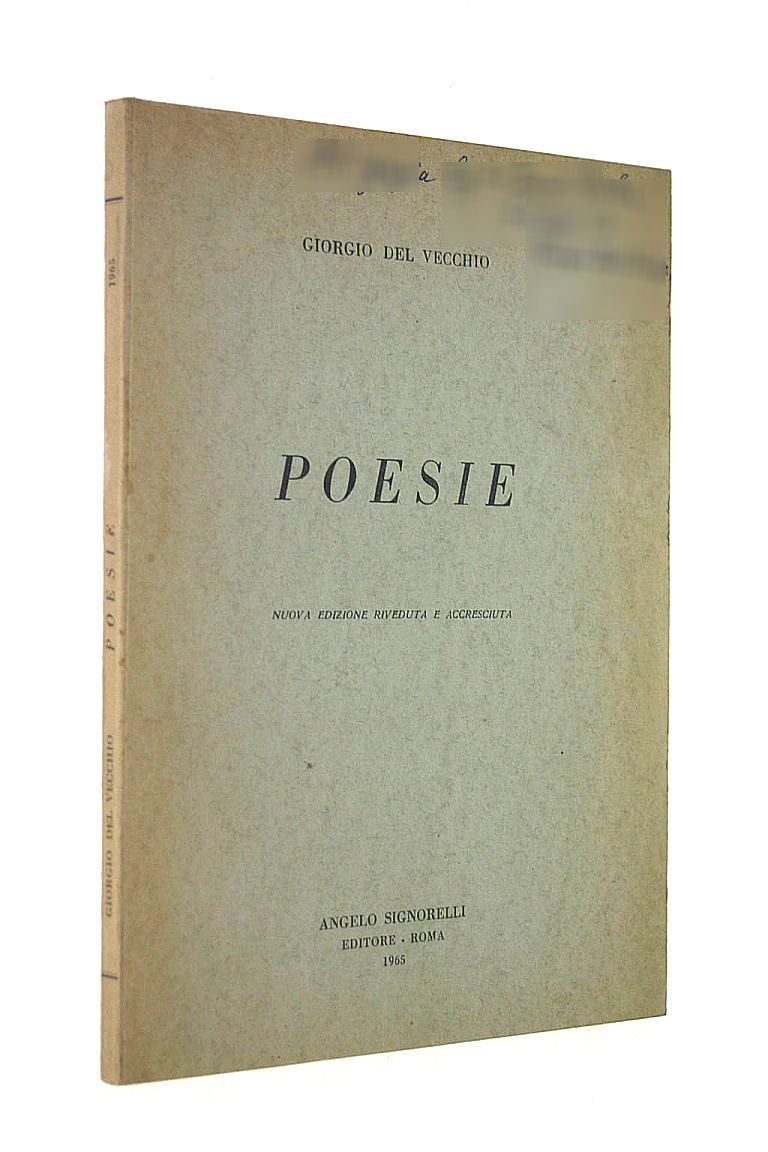 Image for Poesie