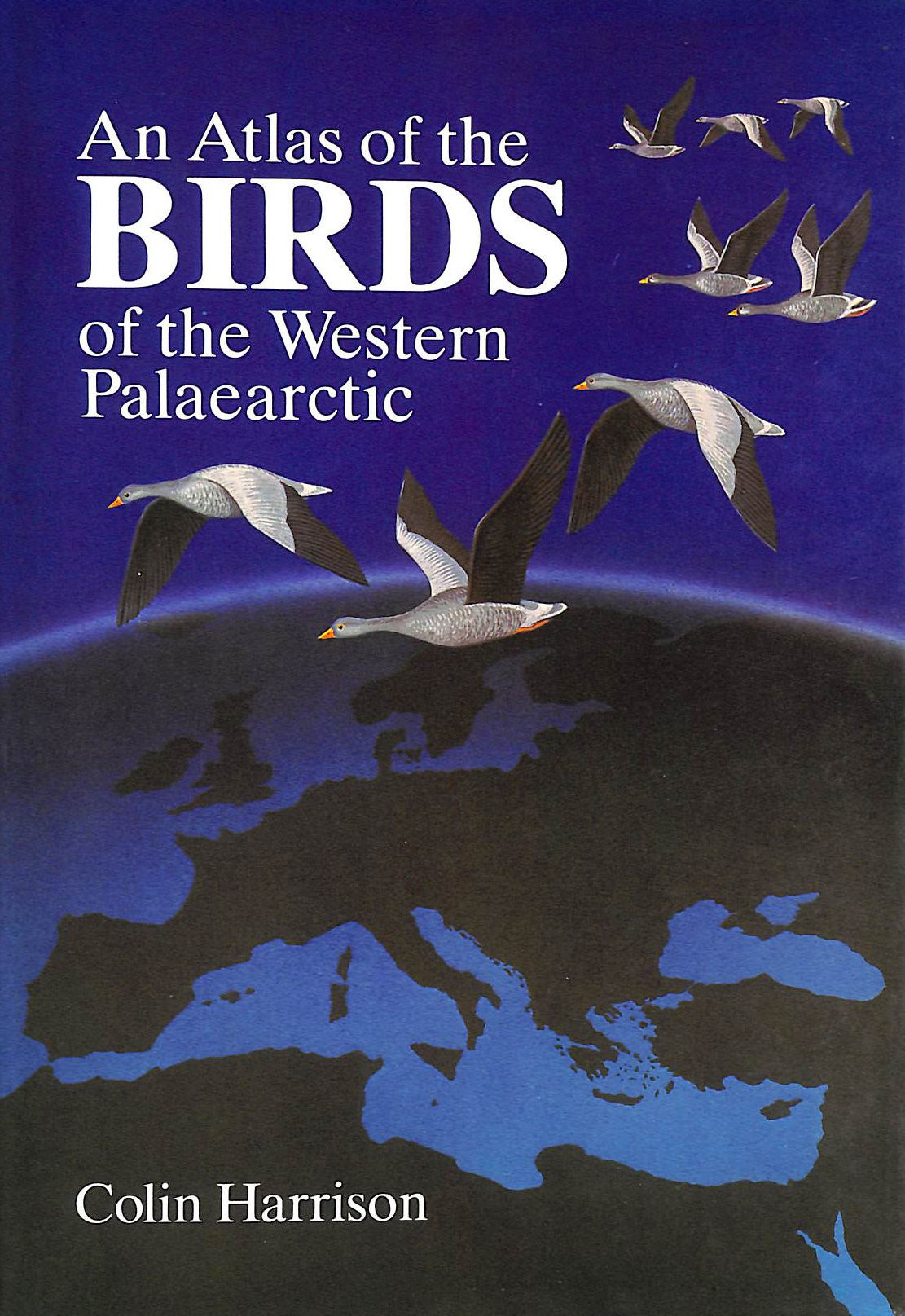Image for An Atlas of the Birds of the Western Palaearctic