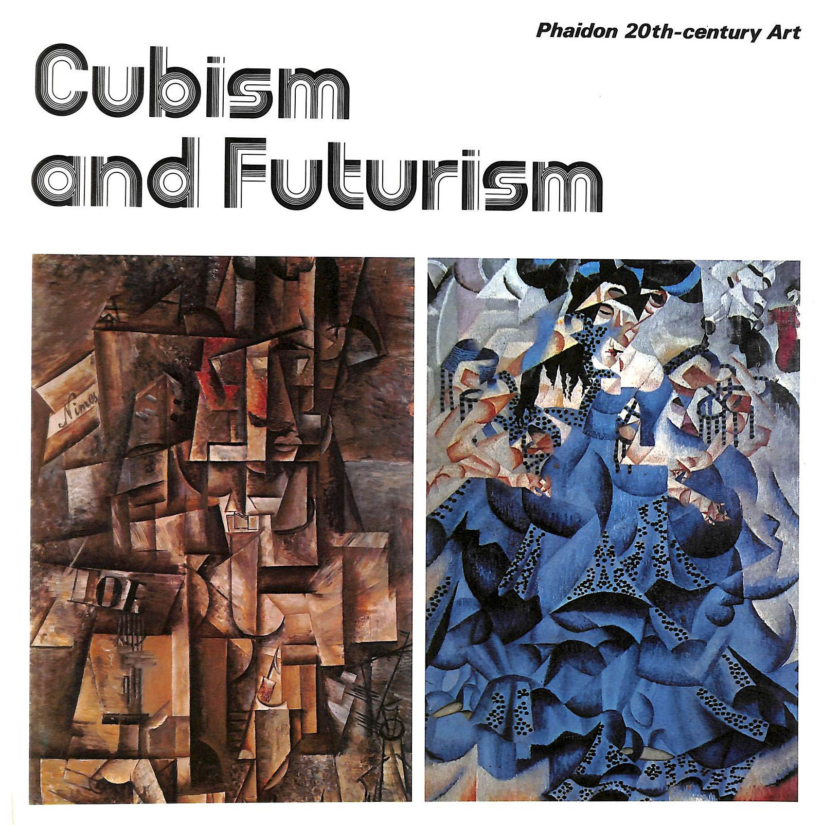 Image for Cubism and Futurism (Phaidon 20th-century art)