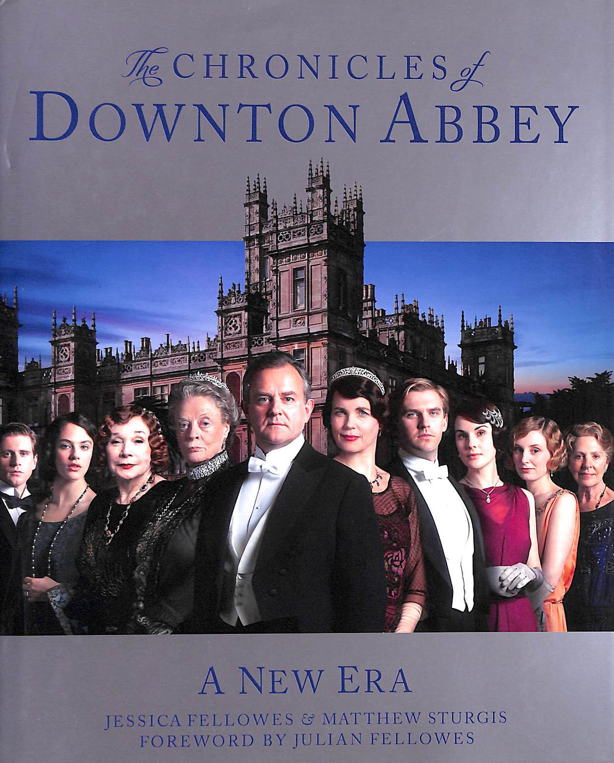 Image for The Chronicles of Downton Abbey: A New Era