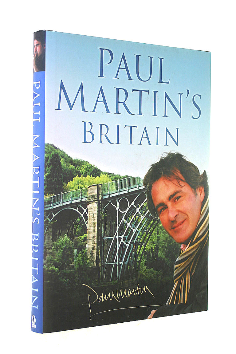 Image for Paul Martin's Britain