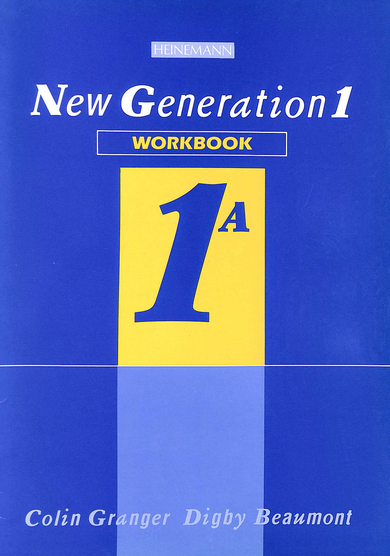 Image for New Generation 1: Workbook.A