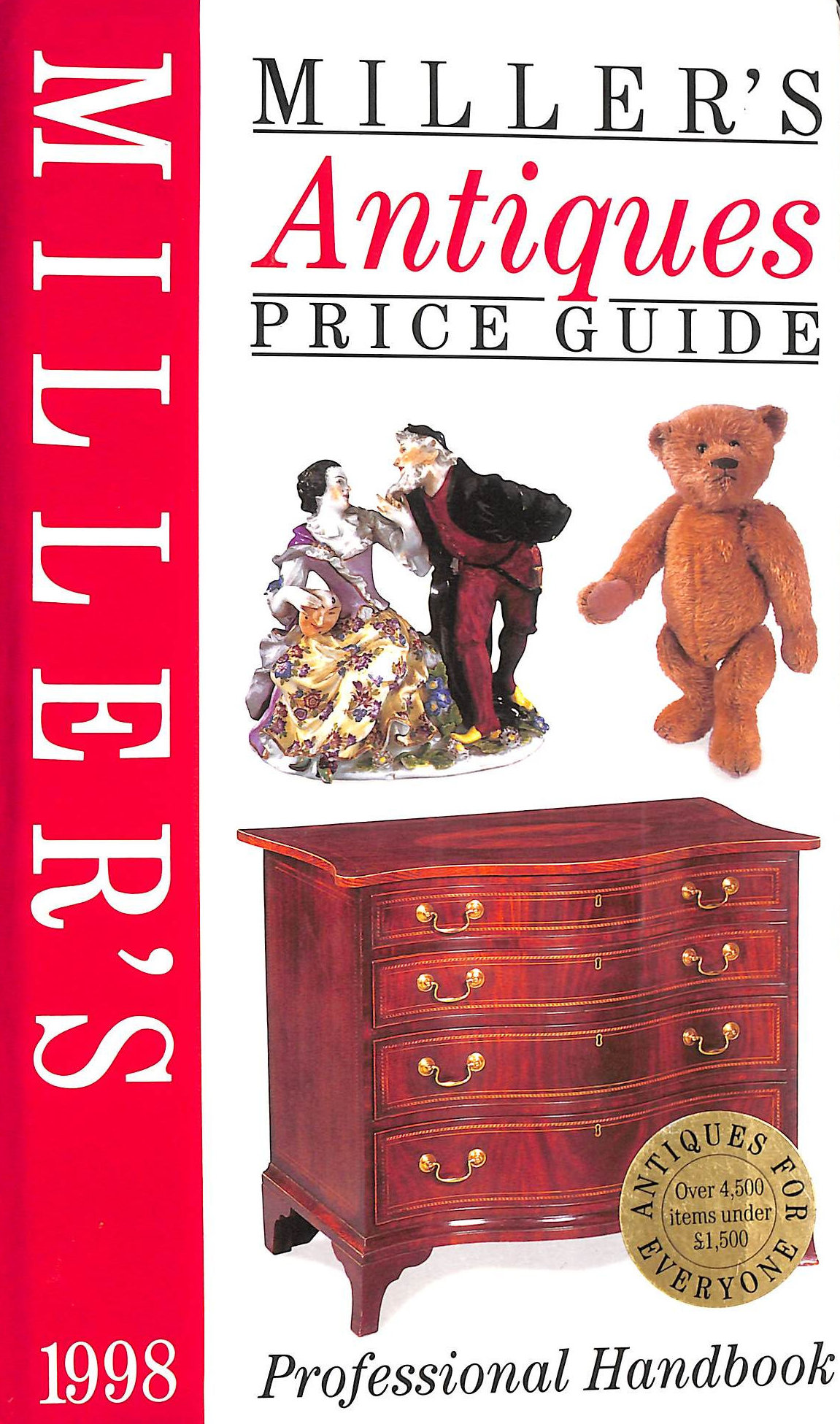 Image for Miller's Antiques Price Guide 1998: Vol.XIX
