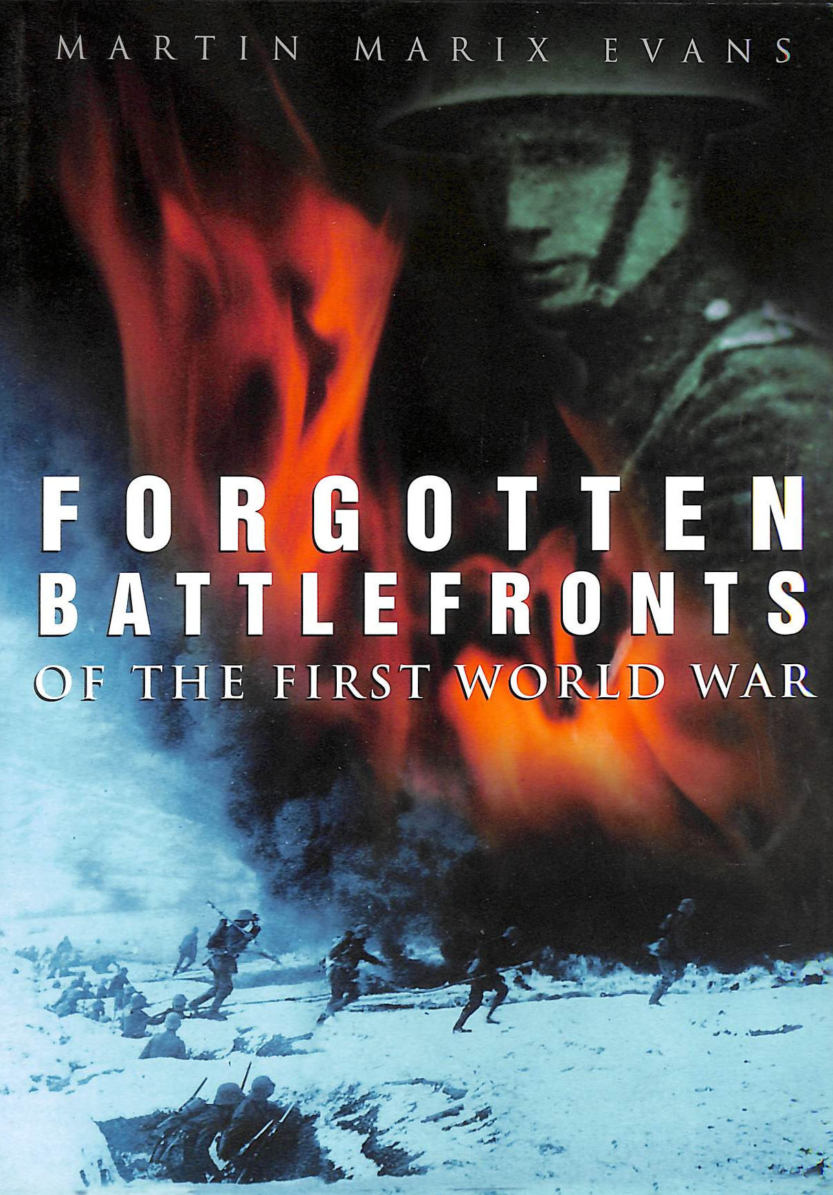 Image for Forgotten Battlefronts of the First World War