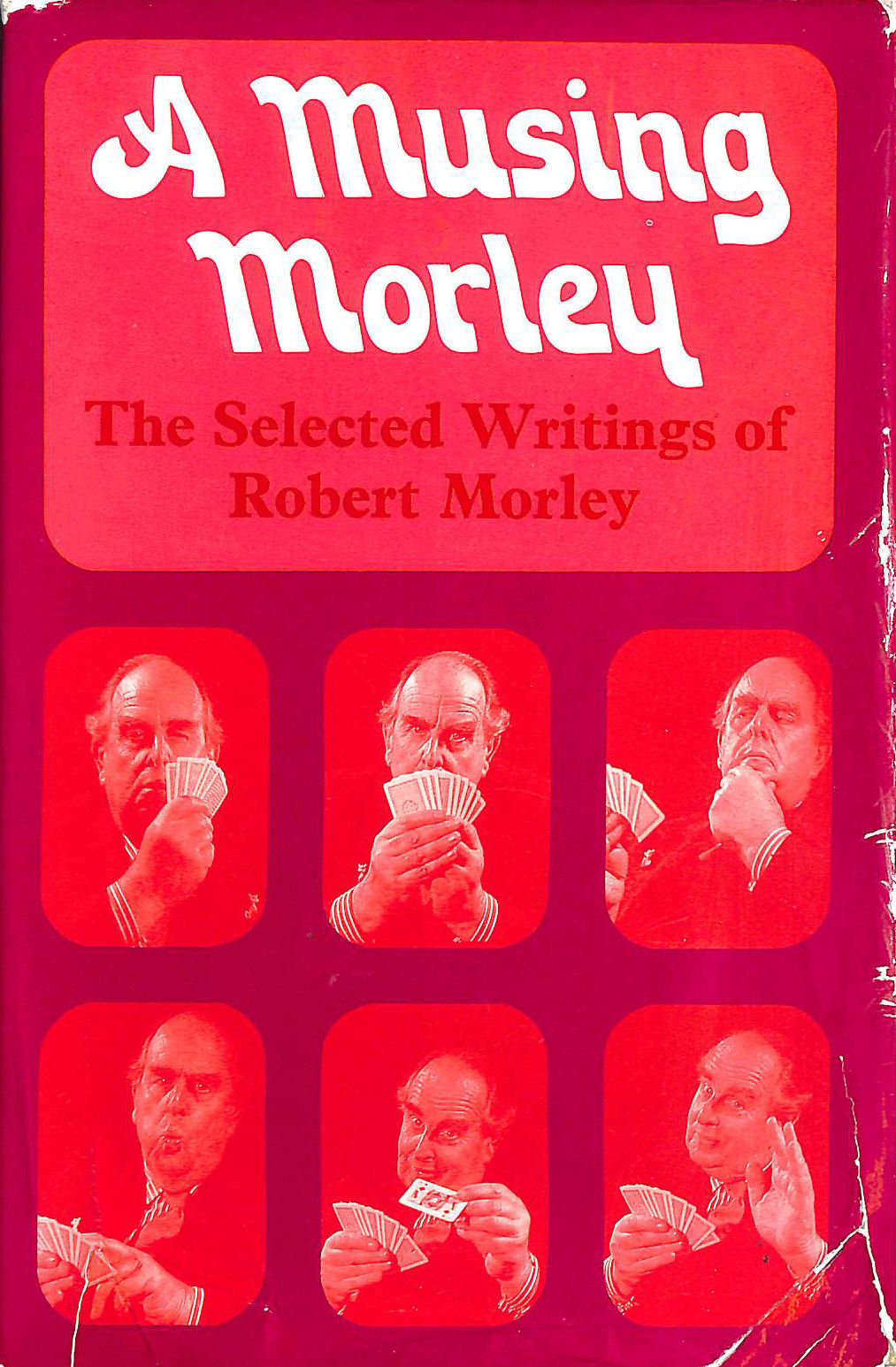 Image for A Musing Morley: Selected Writings