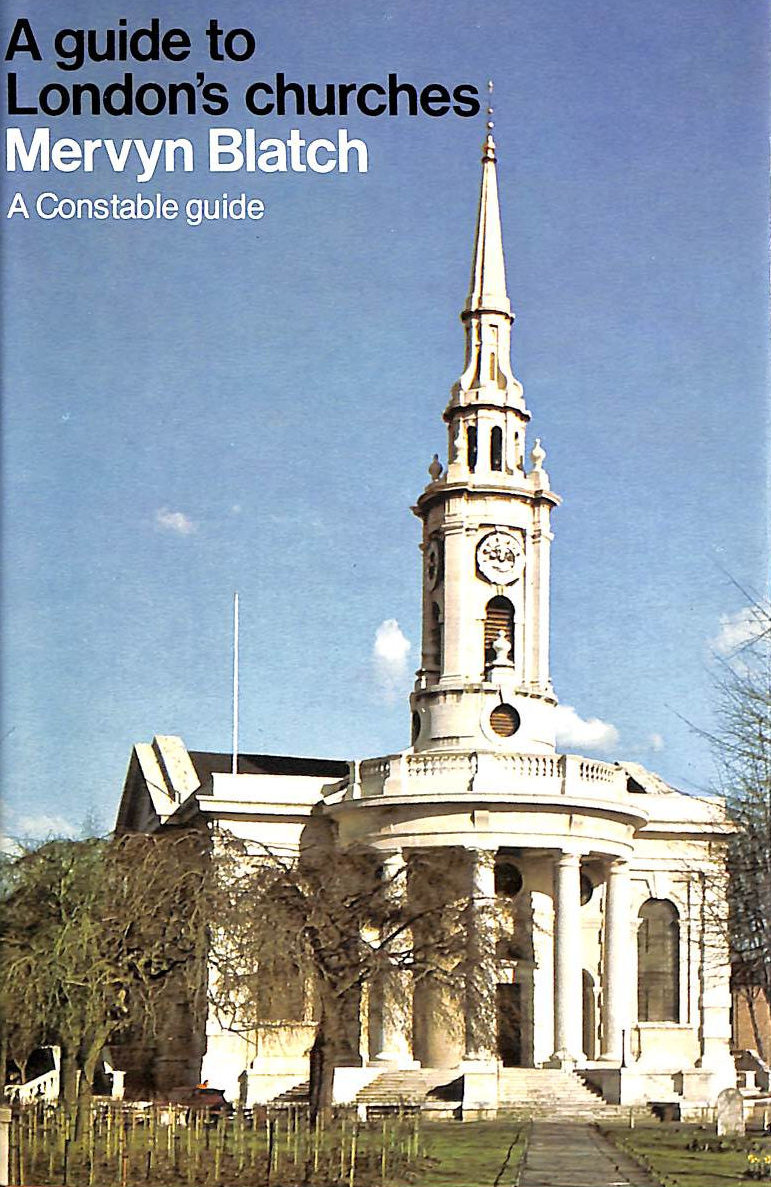 Image for A Guide To London's Churches (A Constable guide)