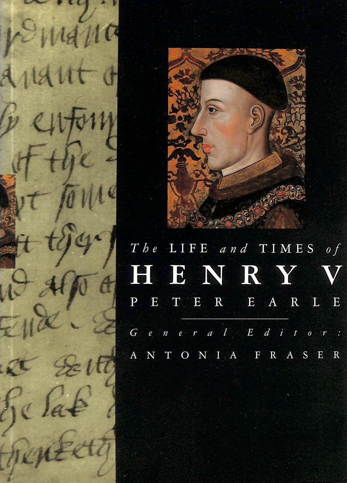 Image for The Life and Times of Henry V (Kings and Queens)