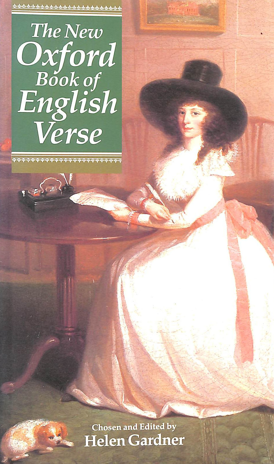 Image for The New Oxford Book of English Verse, 1250-1950 (Oxford Books of Verse)